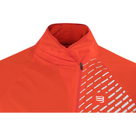 Compressport Hurricane V2 Jacket Unisex Red